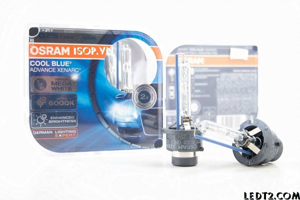 Xenon Osram Cool Blue Advance Xenarc