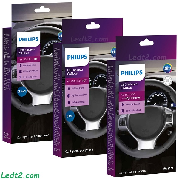 Philips LED CANbus Adapter