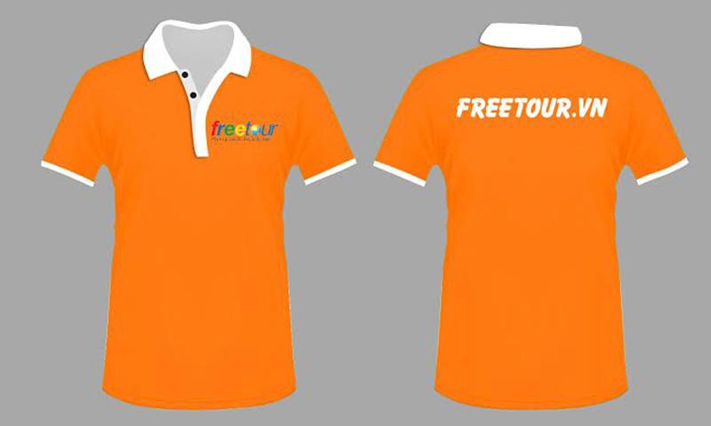 Áo thun Freetour
