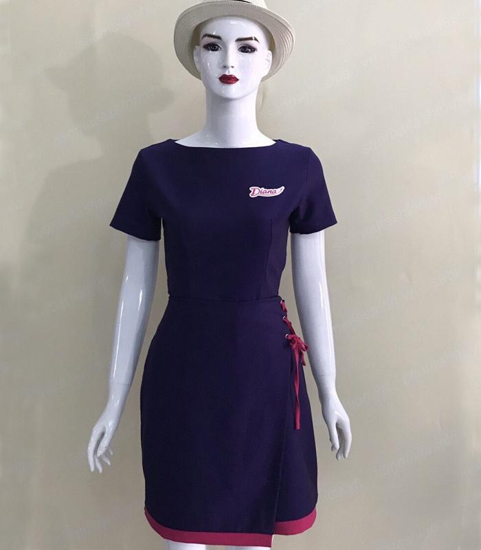Đầm đồng phục Dyana