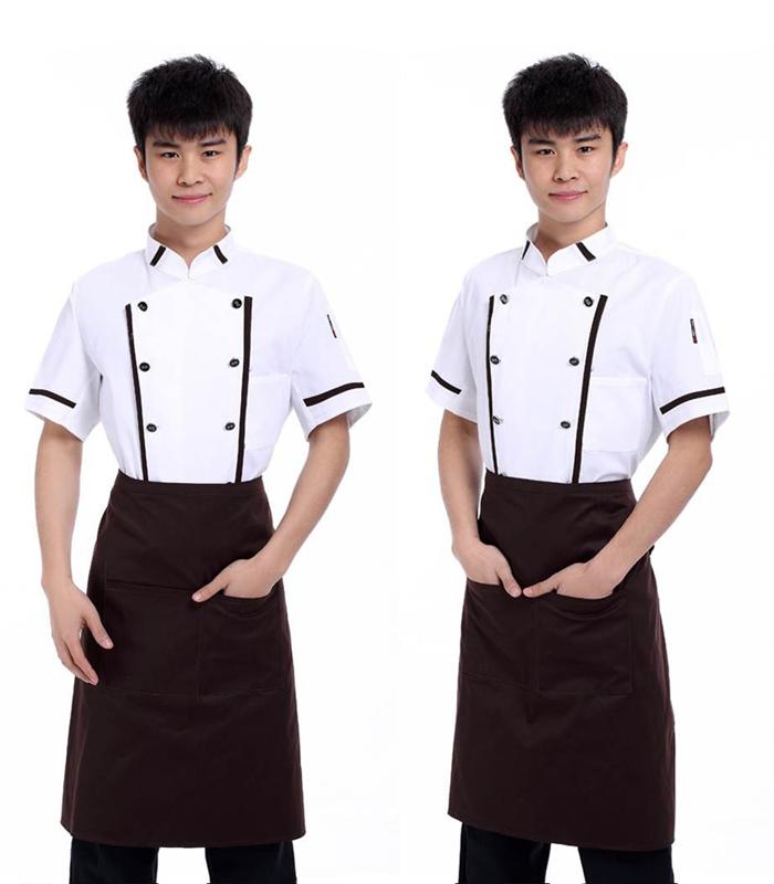 Tạp dề quán trà sữa Hồng Minh