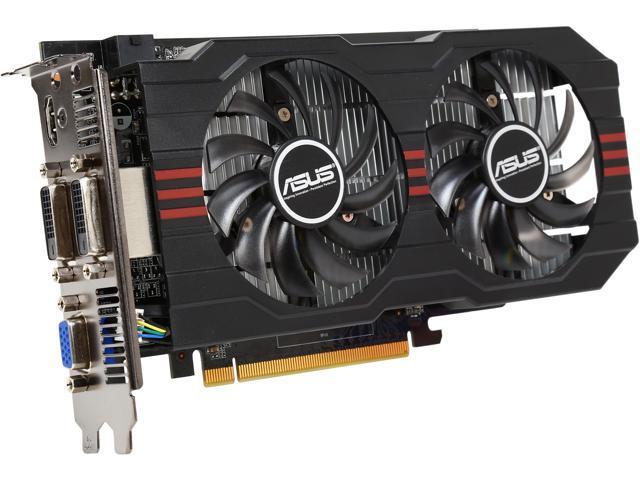 VGA ASUS GTX750Ti 2GD5 128Bit