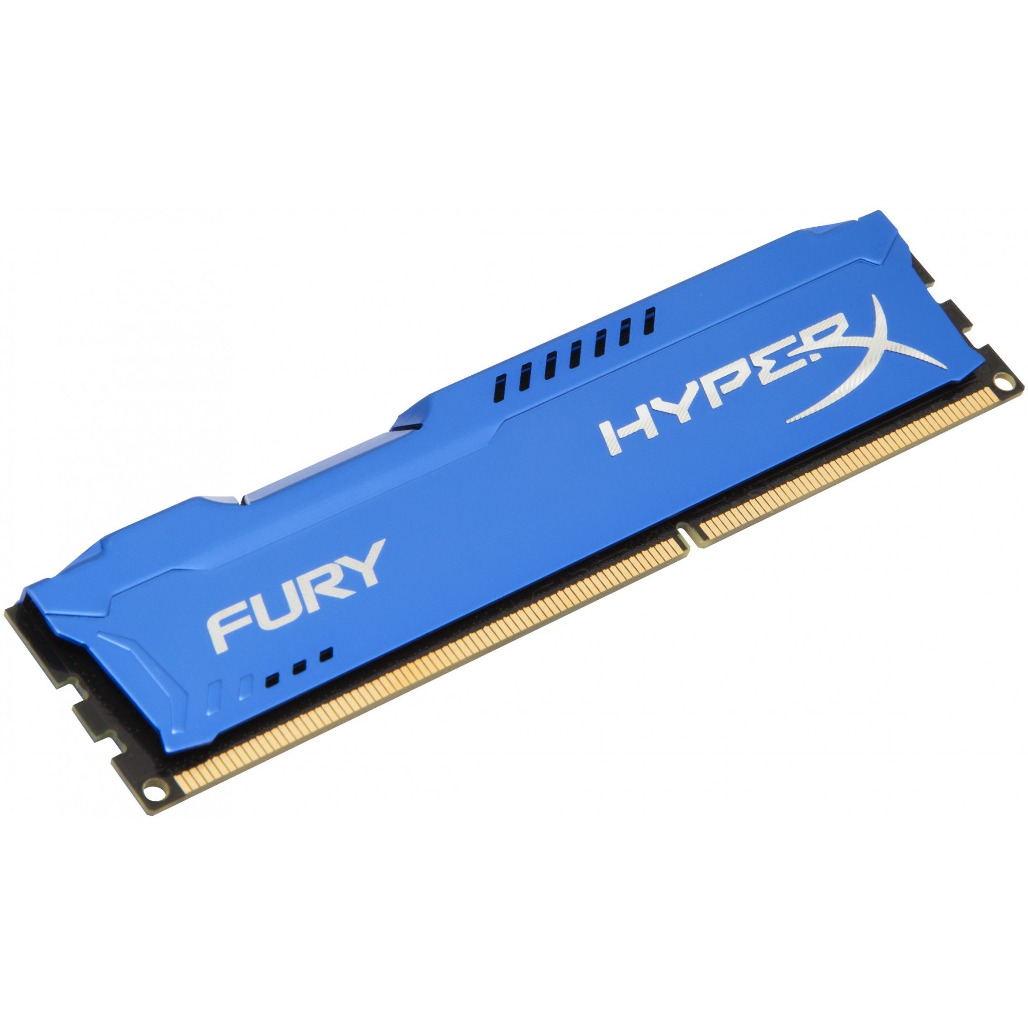 DDR3 - 4GB Bus 1600MHz Kingstong Fury