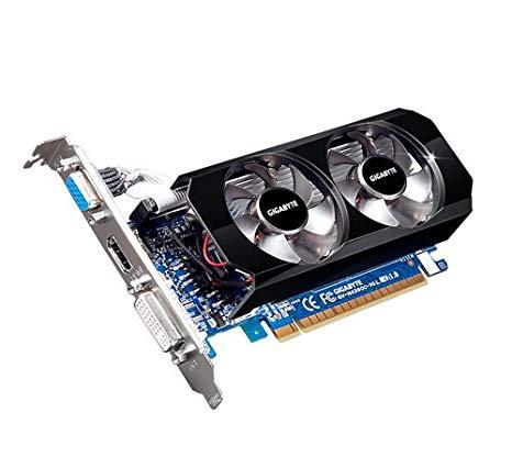 GIGABYTE GV-N430-1GI (NVIDIA GeForce GT 430, 1GB, GDR3, 128-bit)