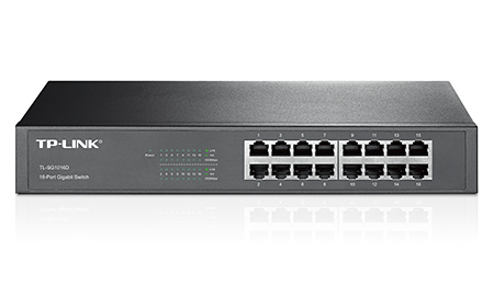 Switch Tp – Link 16 Port Gigabit