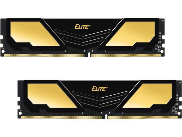 DDR4 - 8GB BUS 2400MHz - TEAM ELIT Tản nhiệt nhôm