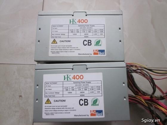 Nguồn Acbel HK 400w Công suất thực