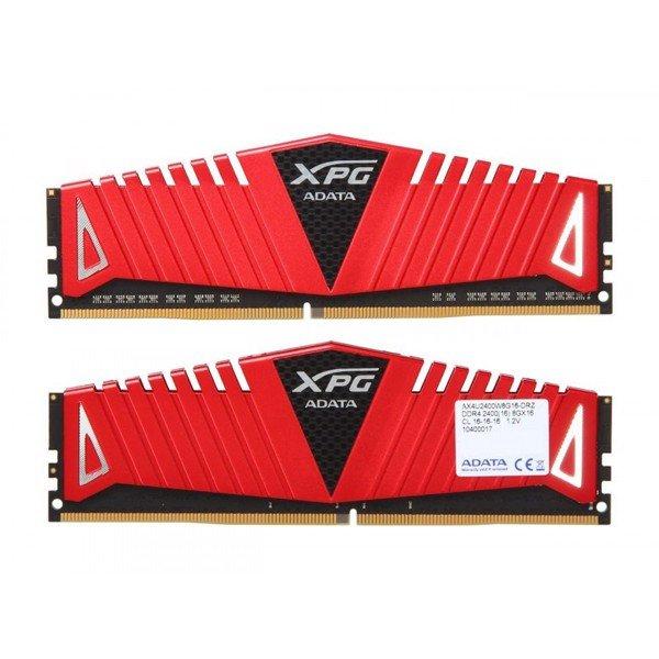 DDR4 - 4GB Bus 2400MHz ADATA XPG Tản nhiệt thép
