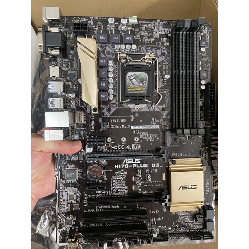 ASUS H170 - PLUS D3 (NEW BOX/CHÍNH HÃNG)