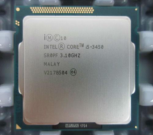 Intel Core i5-3450 (3.1GHz/6M Cache/ SK 1155)