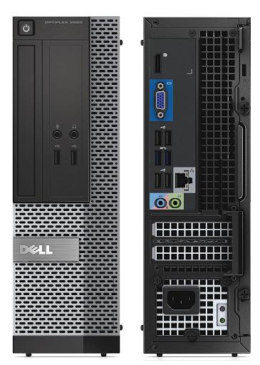 Máy bộ Dell Optiplex 3020 SFF/ I5 4570/ Ram 8G/ SSD 120G