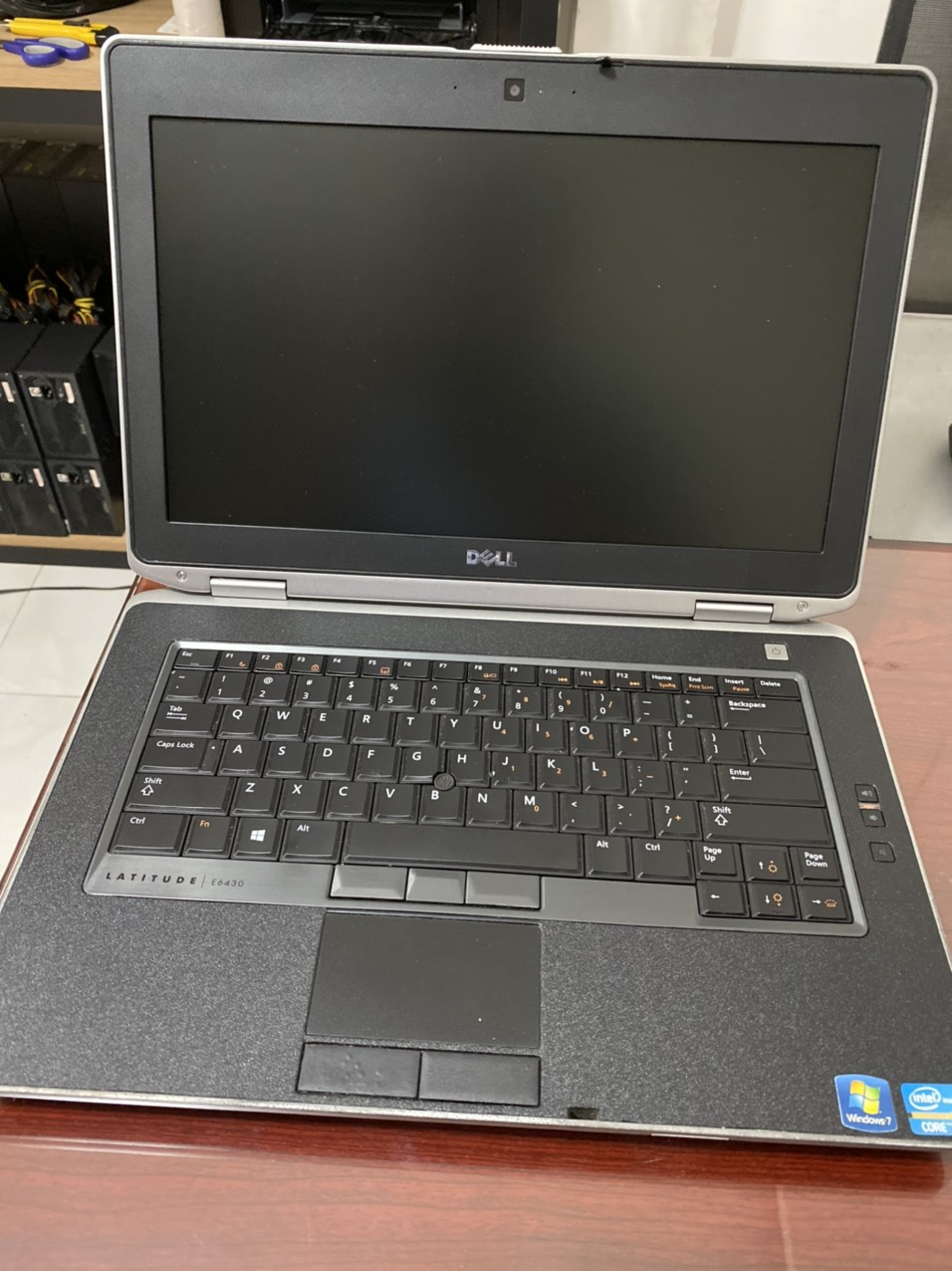 Laptop cũ Dell Latitude E6430/ i5 3340/ Ram 8G/ SSD 256G