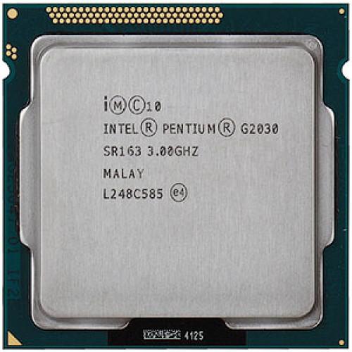Intel Pentium G2030 (3.0GHz/ 3M Cache)