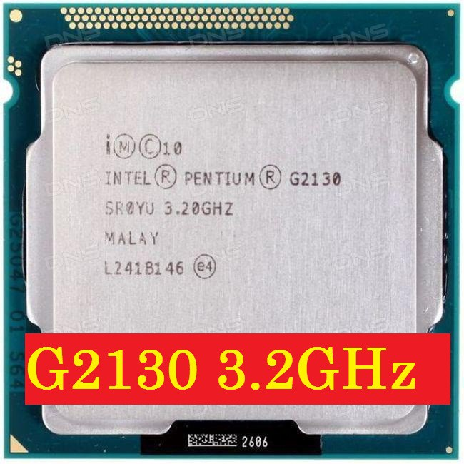 Intel Pentium G2130 (3.20GHz/ 3M Cache/ Sk1155)