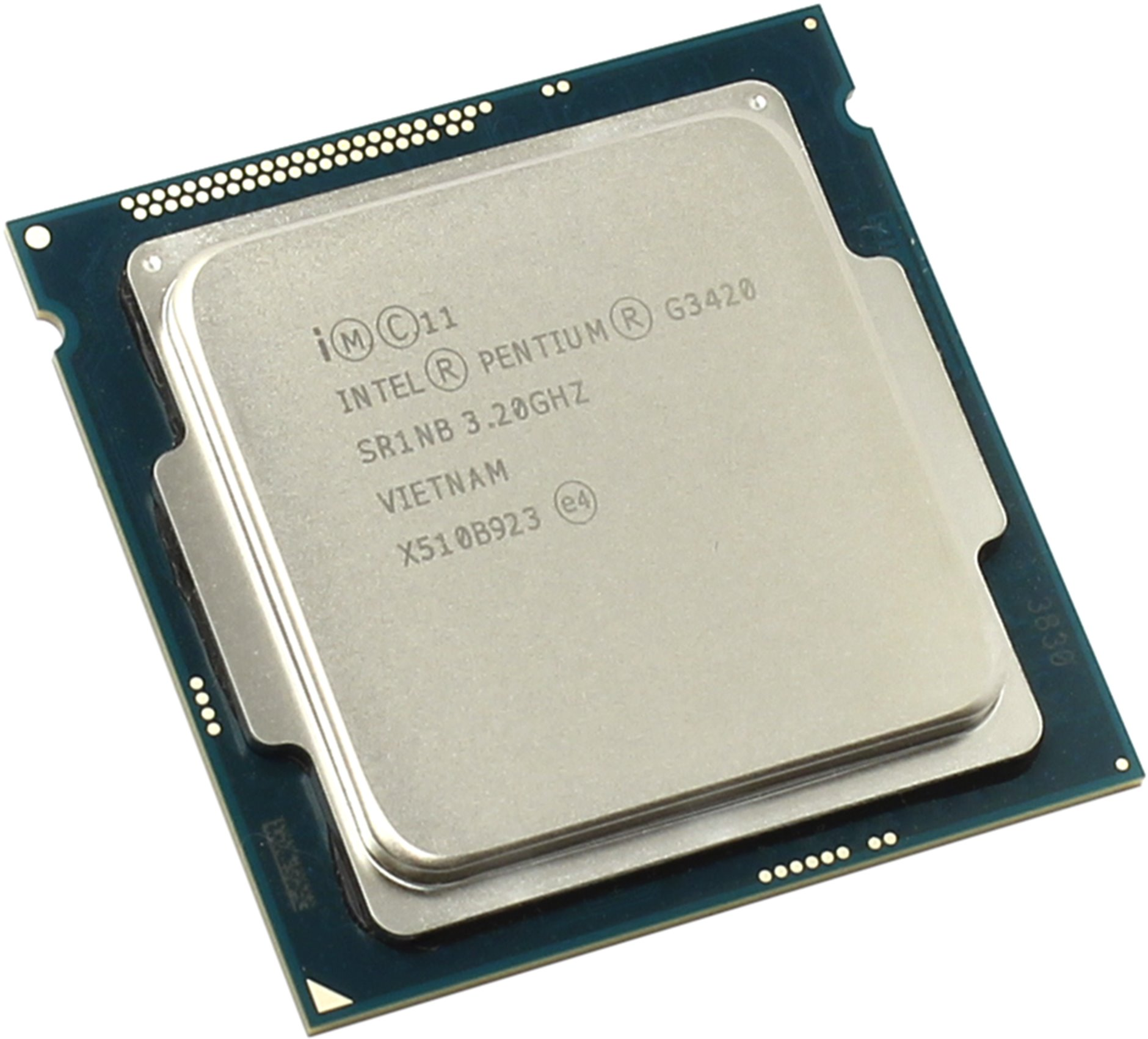 Intel Pentium G3420 (3.20GHz/ 3MB Cache/ SK 1150)