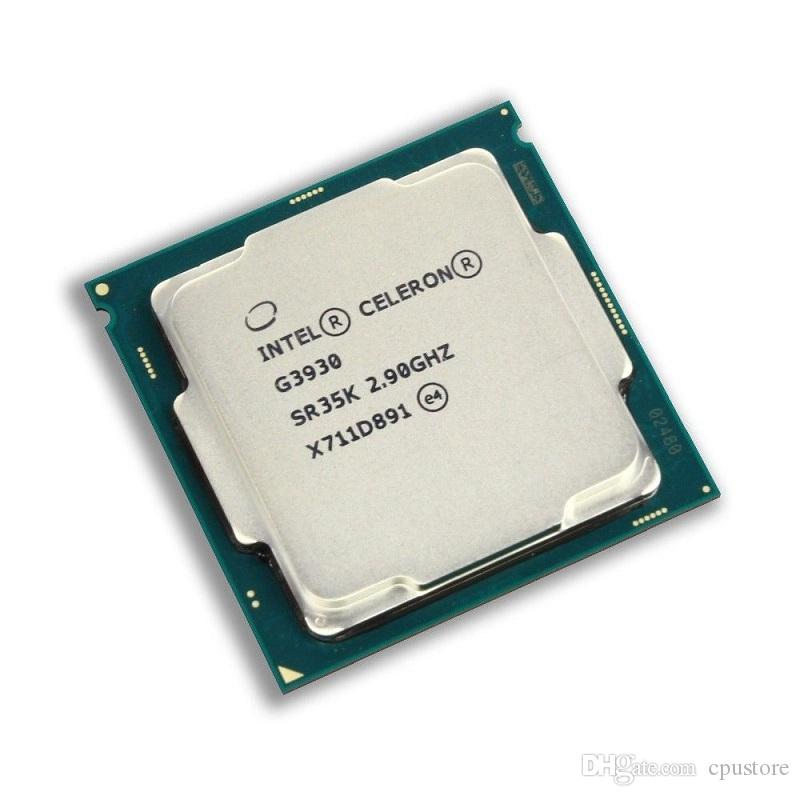 Cpu Intel Celeron G3930 (2.90GHz/ 2M Cache/ Sk 1151)