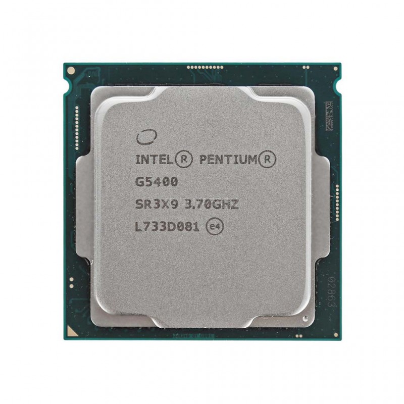Cpu Intel Pentium G5400 (3.7GHz/ 4M Cache/ Sk 1151 Coffee Lake)