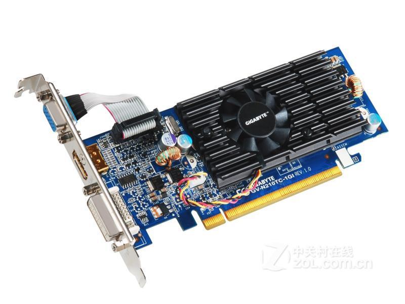 Gigabyte GV - N210 1GB DDR3 64BIT