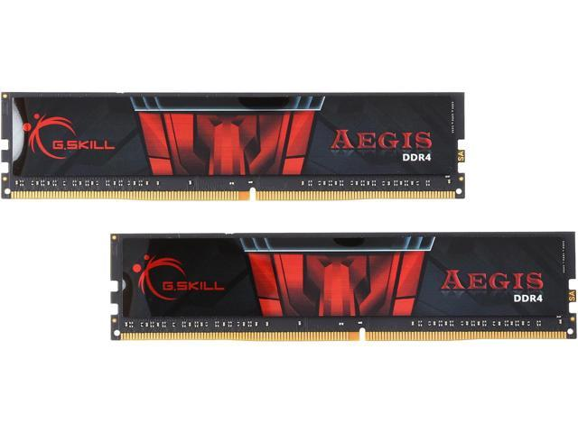 DDR4 - 8GB Bus 2400MHz - Gskill AEGIS
