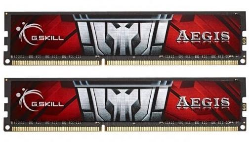 DDR3 - 4GB Bus 1600MHz Gskill AEGIS