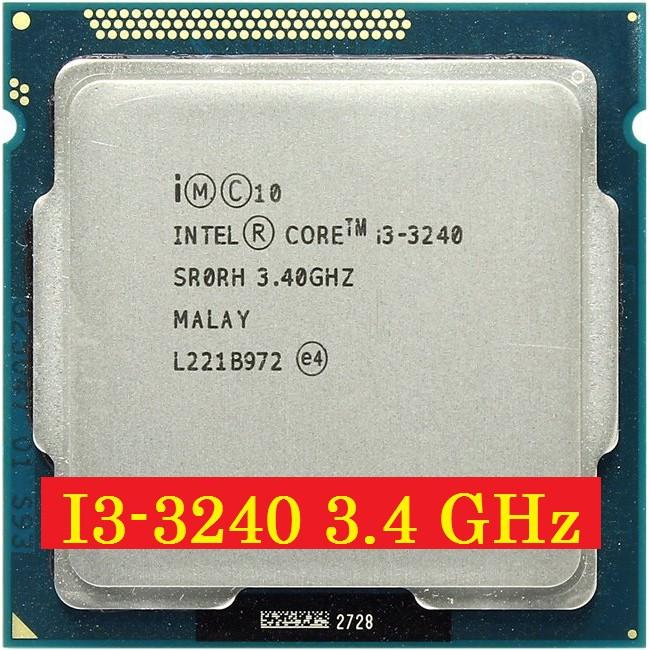 Intel Core i3 3240 (3.4GHz/3M Cache/ SK 1155)
