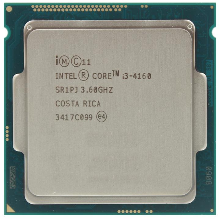 Intel Core i3 4160 (3.60GHz/ 3M Cache/ Sk 1150)
