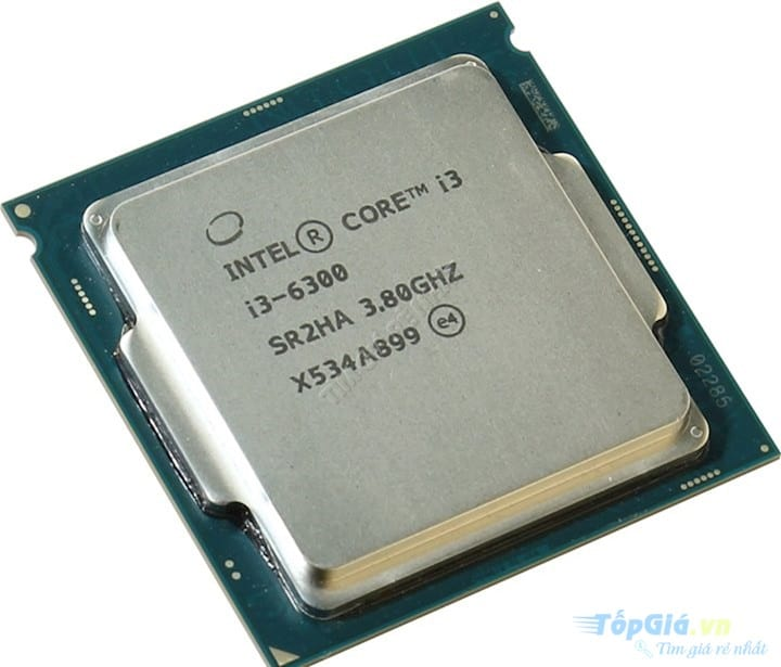 Intel Core i3 6300 (3.8Ghz/ 4MB Cache/ Socket 1151)