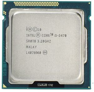 Intel Core i5 3470 (3.20GHz/ 6MB Cache/ SK 1155)