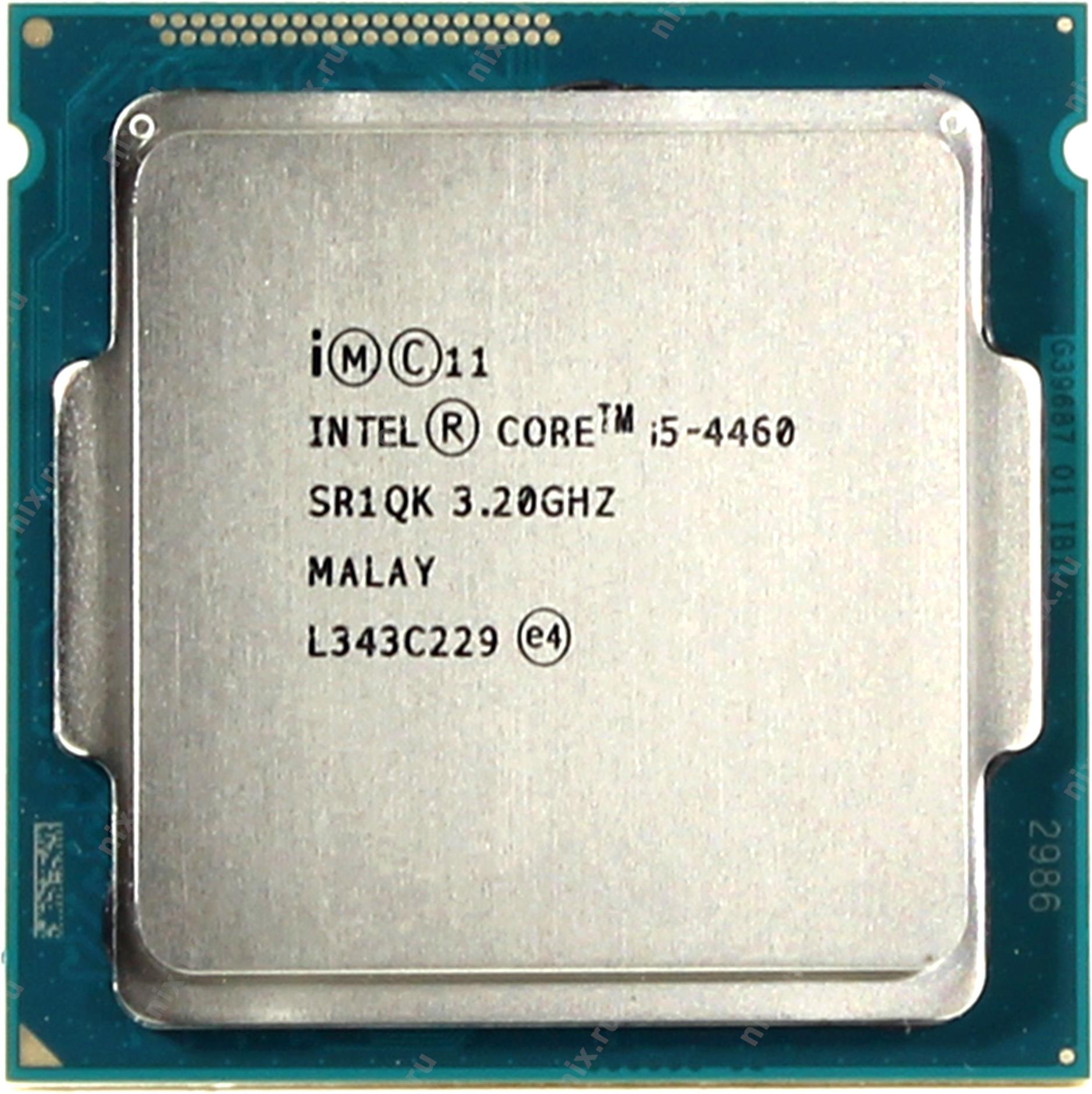 Intel Core i5-4460 (3.2GHz/6M Cache/ SK 1150)