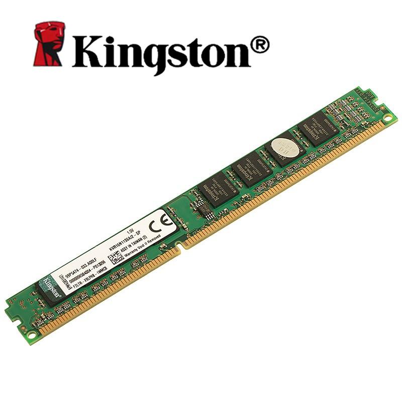 DDR3 - 4GB Bus 1333/1600 MHz Kingstong - máy bộ