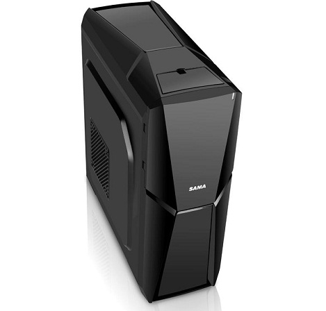 Server Intel S1200, G3250, Ram 16G, SSD 120G, Hdd 1Tb