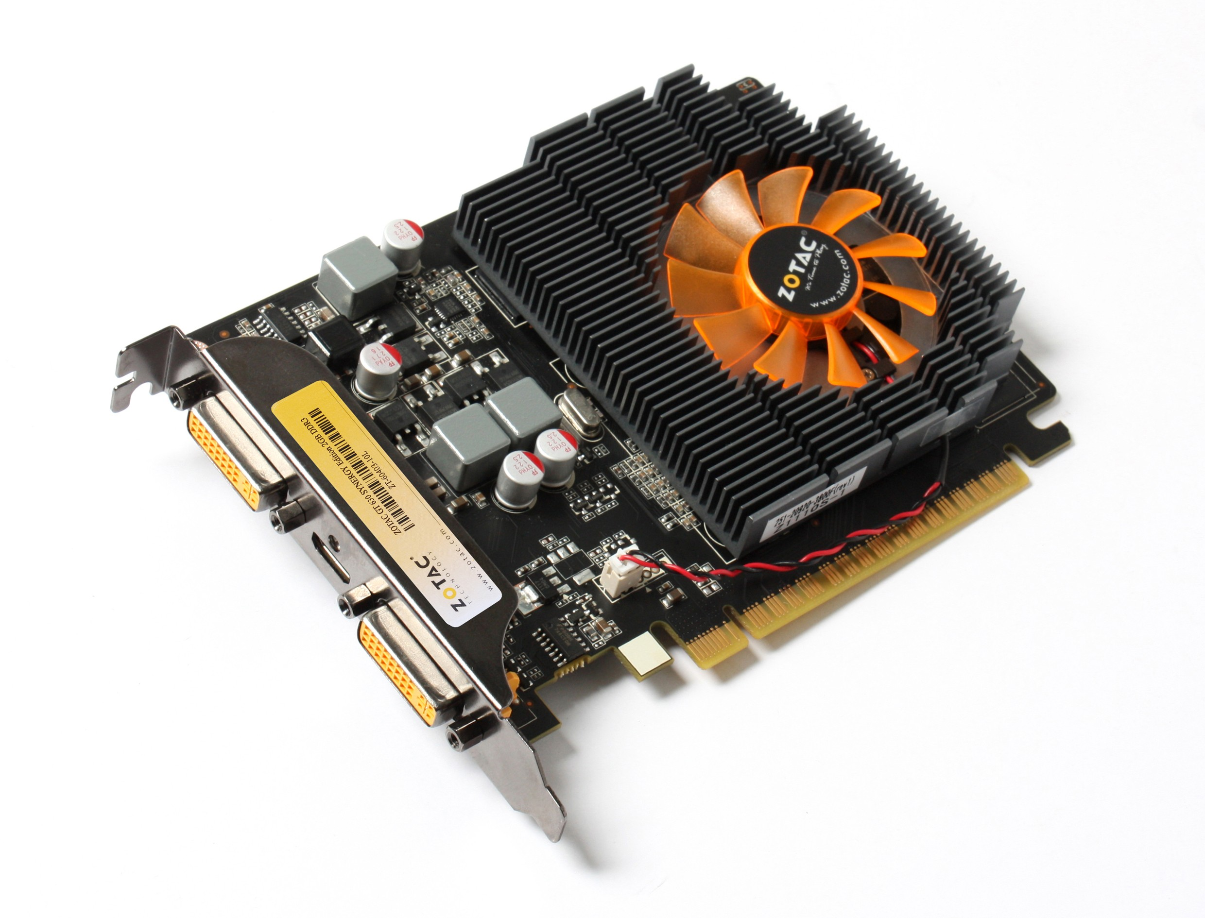 ZOTAC GT630 2GD3 (NVIDIA  GEFORCE GT630 2GB DDR3 128BIT)