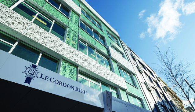 Học bổng Le Cordon Bleu - Wellington, New Zealand