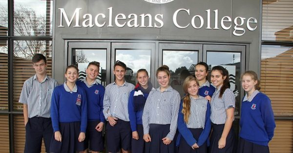 Du học New Zealand: Maclean College