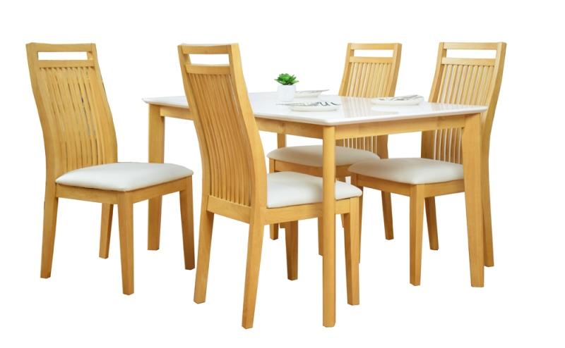 Bàn ghế ăn 020S