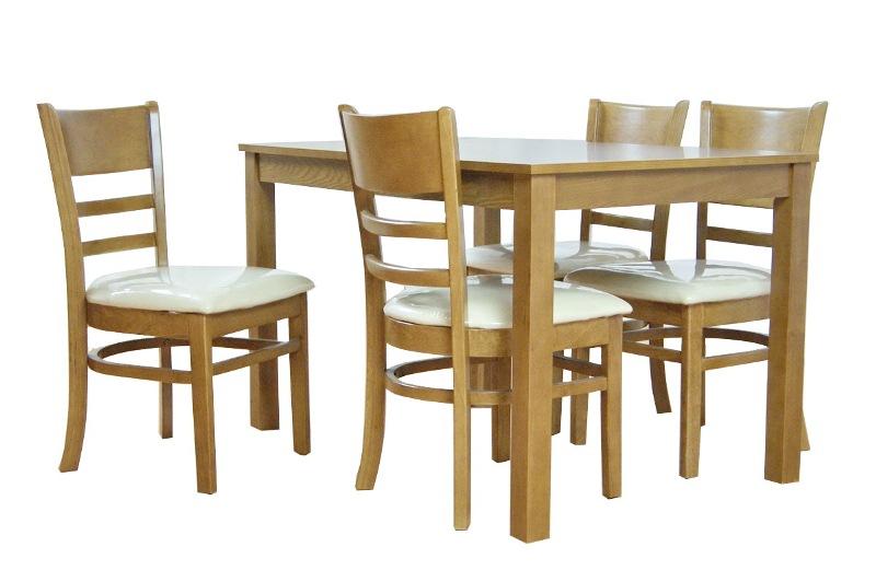 Bàn ghế ăn 025S