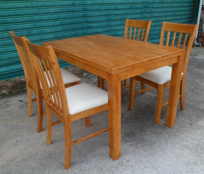 Bàn ghế ăn 033S