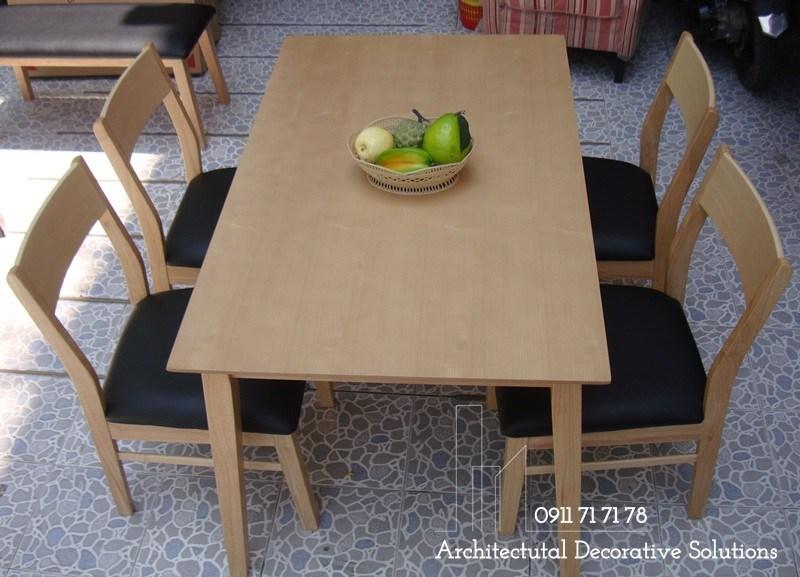 Bàn ghế ăn 049S