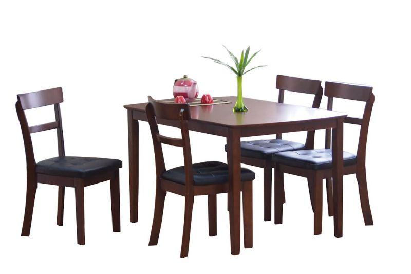 Bàn ghế ăn 069S