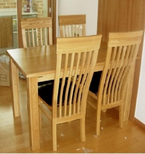 Bàn ghế ăn 084S