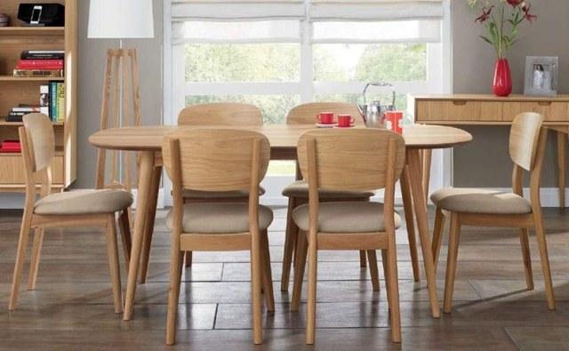 Bàn ghế ăn 090S