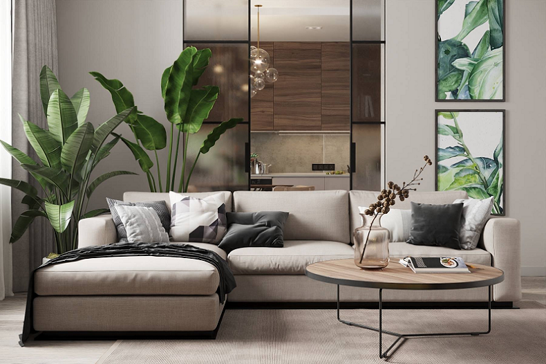 Bàn Sofa 90S