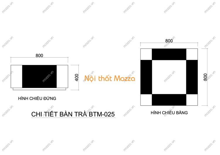 BÀN TRÀ ĐẸP BTM - 025