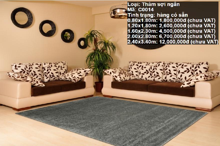 Thảm Sofa Giá Rẻ C0014