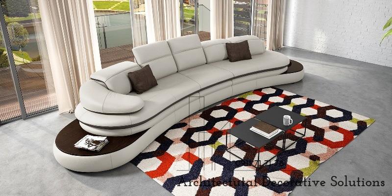 Ghế Sofa Da HCM 907S