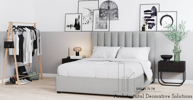 Giường Ngủ Giá Rẻ 1063S