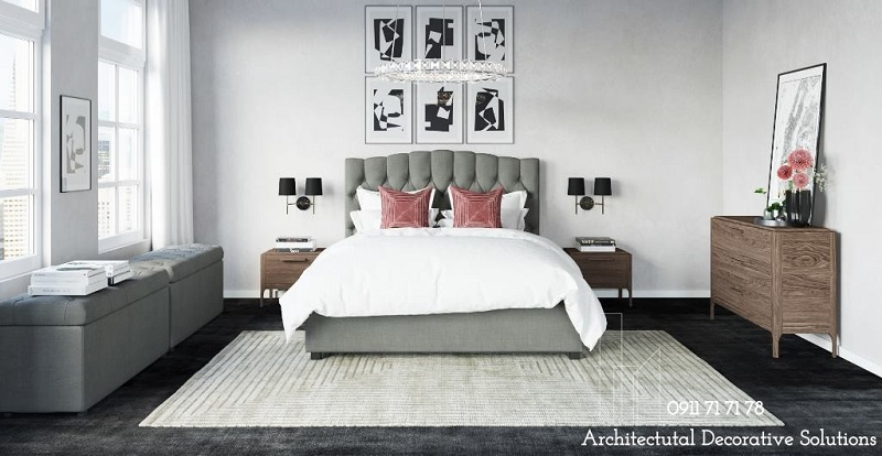Giường Ngủ 1069S