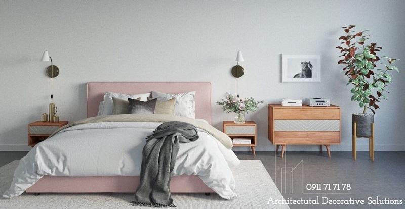 Giường Ngủ Đẹp 1074S