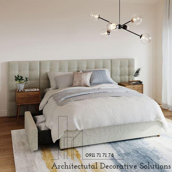 Giường Bọc Vải 1090S