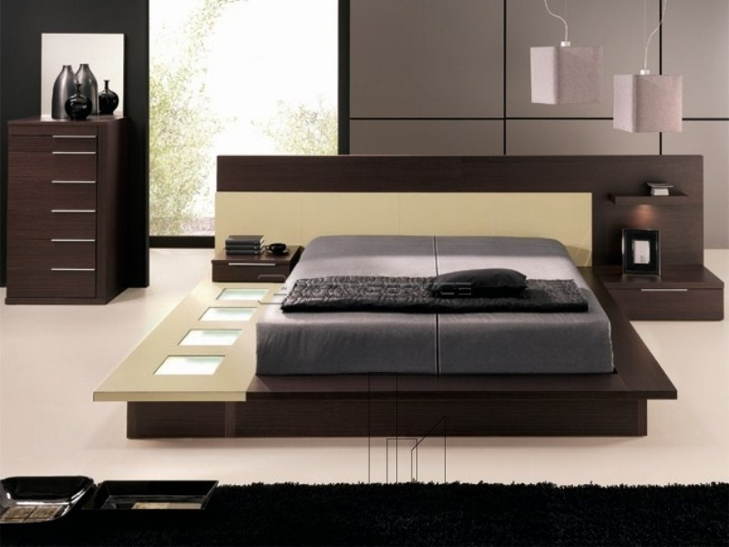 Giường Ngủ 016S